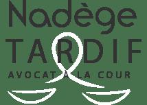 Logo Nadège Tardif avocat à Caen